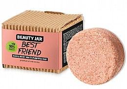 Parfémy, Parfumerie, kosmetika Mýdlo na vlasy a tělo - Beauty Jar Best Friend Hair & Body Multi-Purpose Bar