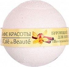 "Parfémy, Parfumerie, kosmetika Šumivá bomba do vany ""Vanilkový sorbet"" - Le Cafe de Beaute Bubble Ball Bath"
