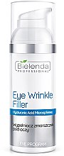 Parfémy, Parfumerie, kosmetika Filler proti vráskám kolem očí - Bielenda Professional Program Eye Wrinkle Filler