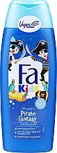Parfémy, Parfumerie, kosmetika Sprchový gel pro chlapce - Fa Kids Pirate Fantasy