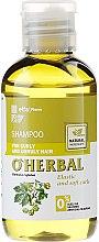 Parfémy, Parfumerie, kosmetika Šampon pro kudrnaté a nepoddajné vlasy s chmelovým extraktem - O'Herbal