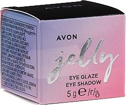 Parfémy, Parfumerie, kosmetika Stíny -mousse na oční vička - Avon Jelly Eye Glaze Eye Shadow