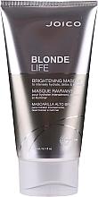 Parfémy, Parfumerie, kosmetika Maska pro zachování barvy blond vlasů - Joico Blonde Life Brightening Mask