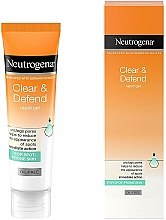 Parfémy, Parfumerie, kosmetika Čisticí gel - Neutrogena Clear & Defend Rapid Gel