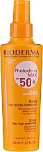 Parfémy, Parfumerie, kosmetika Opalovací sprej na tělo a obličej - Bioderma Photoderm Photoderm Max Spray SPF 50+