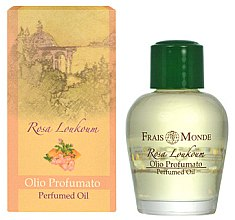 Parfémy, Parfumerie, kosmetika Frais Monde Turkish Delight Perfumed Oil - Parfémový olej