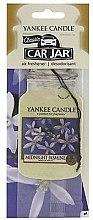 "Parfémy, Parfumerie, kosmetika Vůně ""Půlnoční jasmín"" - Yankee Candle Midnight Jasmine Jar Classic"