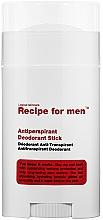Parfémy, Parfumerie, kosmetika Deodorant v tyčince - Recipe For Men Antiperspirant Deodorant Stick