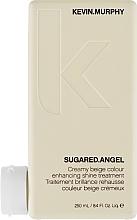 Parfémy, Parfumerie, kosmetika Tónovací balzám-pěče Pro sytějsší barvu světlých vlasů - Kevin.Murphy Sugared.Angel Hair Treatment