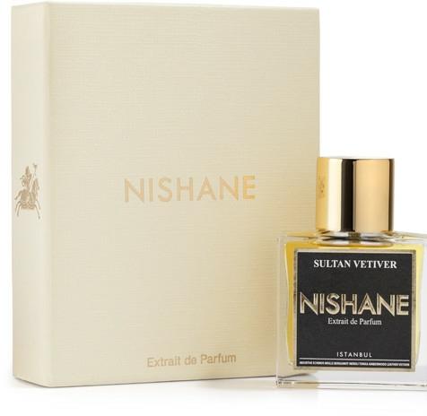 Nishane Sultan Vetiver - Parfémy — foto N2