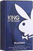 Parfémy, Parfumerie, kosmetika Playboy King Of The Game - Toaletní voda