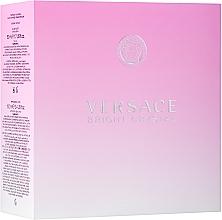 Parfémy, Parfumerie, kosmetika Versace Bright Crystal - Sada (edt 50 + b/l 100)