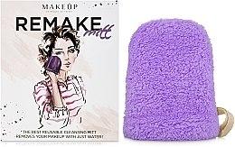 """Parfémy, Parfumerie, kosmetika Odličovací rukavice, fialová """"ReMake"""" - MakeUp"""