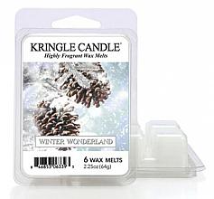 Parfémy, Parfumerie, kosmetika Aromatický vosk - Kringle Candle Wax Melt Winter Wonderland