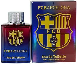 Parfémy, Parfumerie, kosmetika Air-Val International FC Barcelona - Toaletní voda