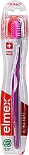 Parfémy, Parfumerie, kosmetika Zubní kartáček ultra měkký, šedo-fialový - Elmex Swiss Made Ultra Soft Toothbrush
