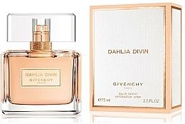 Parfémy, Parfumerie, kosmetika Givenchy Dahlia Divin - Toaletní voda