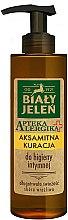 Parfémy, Parfumerie, kosmetika Sametový prostředek pro intimní hygienu - Bialy Jelen Apteka Alergika