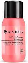 Parfémy, Parfumerie, kosmetika Odstraňovač laku na nehty s grapefruitem - Kabos Nail Polish Remover