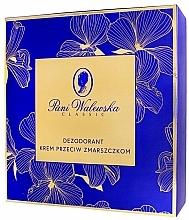 Parfémy, Parfumerie, kosmetika Sada - Pani Walewska Classic (f/cr/50ml + deo/75ml)
