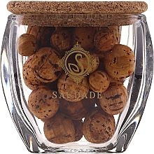 Parfémy, Parfumerie, kosmetika Aroma difuzér - Essencias De Portugal Saudade Portuguese Cork Diffuser Green Tea And Roses Fragrance