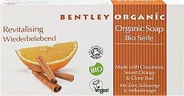 "Parfémy, Parfumerie, kosmetika Mýdlo ""Oživení"" - Bentley Organic Body Care Revitalising Soap Bar"