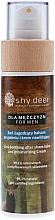 Parfémy, Parfumerie, kosmetika Zklidňující a zvlhčující balzám po holení pro muže - Shy Deer For Men 2in1 Sothing After Shave Balm And Moisturizing Cream