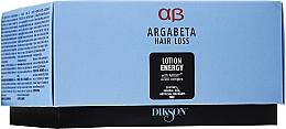 Parfémy, Parfumerie, kosmetika Lotion proti vypadávání vlasů - Dikson Argabeta Hair Loss Lozione Energy