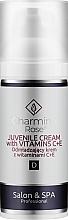 Parfémy, Parfumerie, kosmetika Omlazující krém s vitamíny C a E - Charmine Rose Salon & SPA Professional Juvenile Cream With Vitamins C + E