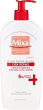 Parfémy, Parfumerie, kosmetika Tělový balzám - Mixa Cica Repair Body Balm