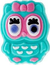 """Parfémy, Parfumerie, kosmetika Glycerinové mýdlo """"Sova"""" s příchutí pomeranče - Chlapu Chlap Glycerine Soap Owl"""