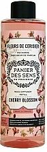 Parfémy, Parfumerie, kosmetika Vůně do bytu Třešňový květ (náhradní náplň) - Panier Des Sens Cherry Blossom Diffuser Refill