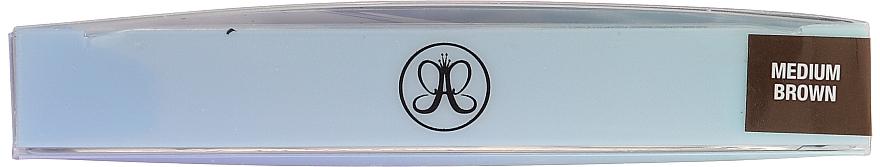 Sada - Anastasia Beverly Hills Best Brows Ever Medium Brown (pencil/0.08g + gel/2.5ml + gel/2.2g) — foto N3