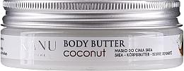 Parfémy, Parfumerie, kosmetika Tělový olej Kokos - Kanu Nature Coconut Body Butter