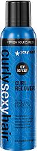 Parfémy, Parfumerie, kosmetika Aktivátor kadeří - SexyHair CurlySexyHair Recover Reviving Spray
