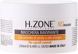 Parfémy, Parfumerie, kosmetika Maska pro barevné vlasy - H.Zone Masque Ravive Boucles