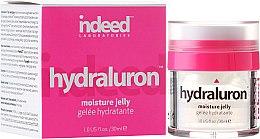 Parfémy, Parfumerie, kosmetika Želé pro hydratace pokožky - Indeed Labs Hydraluron Moisture Jelly