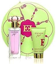 Parfémy, Parfumerie, kosmetika Escada Joyful - Sada (edp/75ml + b/lot/50ml)