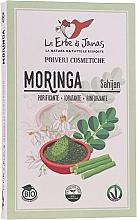 Parfémy, Parfumerie, kosmetika Prášek na vlasy Moringa - Le Erbe di Janas Moringa
