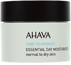 Parfémy, Parfumerie, kosmetika Hydratační krém pro normální a suchou pleť - Ahava Time To Hydrate Essential Day Moisturizer Normal to Dry Skin