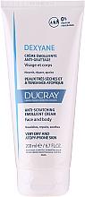 Parfémy, Parfumerie, kosmetika Krém pro velmi suchou a atopickou pokožku - Ducray Dexyane Creme Emolliente Anti-Grattage