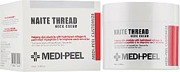 Parfémy, Parfumerie, kosmetika Peptidový krém na krk a dekolt - Medi Peel Naite Thread Neck Cream