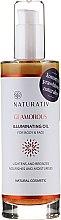 Parfémy, Parfumerie, kosmetika Tělový olej - Naturativ Glittering Body Oil