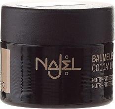 Parfémy, Parfumerie, kosmetika Balzám na rty s kakaovým máslem - Najel Cocoa Lip Balm