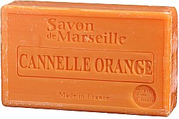 Parfémy, Parfumerie, kosmetika Minilifting v lahvičce - Le Chatelard 1802 Soap Orange & Cinnamon