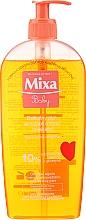 Parfémy, Parfumerie, kosmetika Dětský pěnivý olej do sprchy - Mixa Baby Foaming Oil