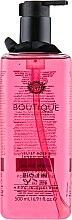 """Parfémy, Parfumerie, kosmetika Tekuté mýdlo na ruce """"Sametová růže a santalové dřevo"""" - Grace Cole Boutique Velvet Rose & Sandalwood Hand Wash"""