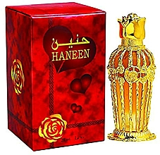 Parfémy, Parfumerie, kosmetika Al Haramain Haneen - Olejový parfém