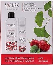 Parfémy, Parfumerie, kosmetika Sada - Vianek (micellar/water/150ml + cr/15ml + mask/10ml)