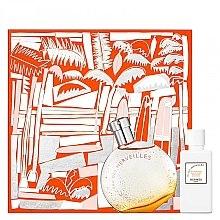 Parfémy, Parfumerie, kosmetika Hermes Eau Des Merveilles - Sada (edt/50ml + b/lot/40ml)
